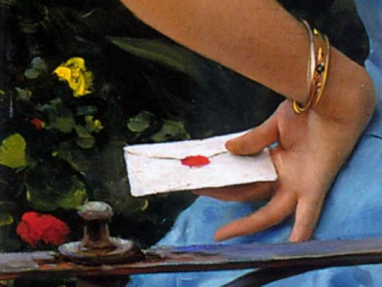 Federico Andreotti 1847-1930 - Italian painter