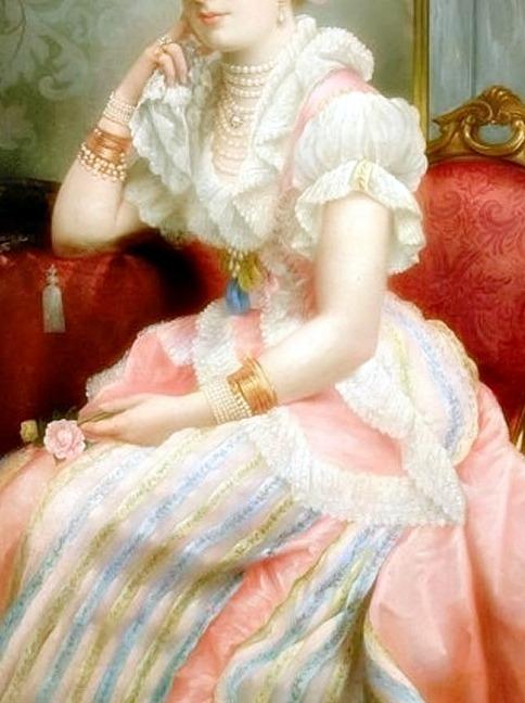 Margherita di Savoia, (1851-1926)