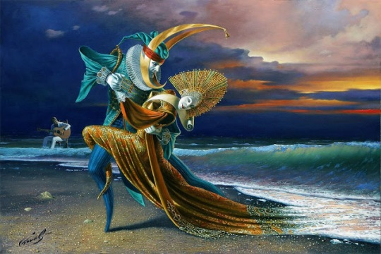 Michael Cheval -(2)