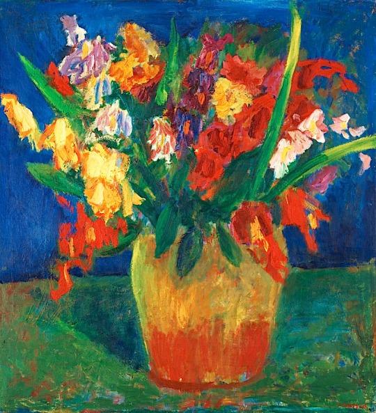 """Ivan Ivarson, """"Gladiolus"""""""