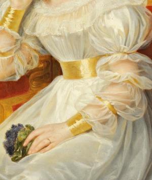 Louis Hersent, (1830)
