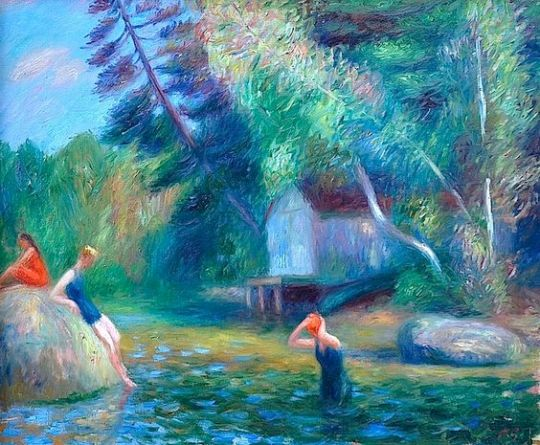 William James Glackens (March 13, 1870 – May 22, 1938)