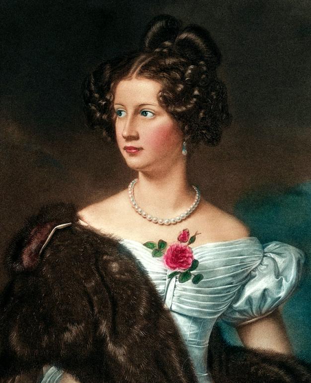 Baroana Amalia von Krudener