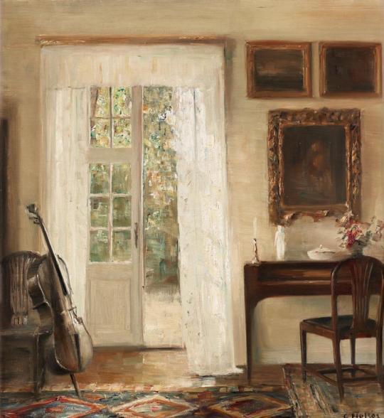 Carl Vilhelm Holsoe (1863-1935) 4