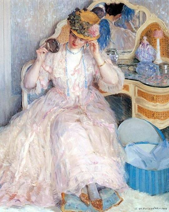 Frederick Carl Frieseke - Tutt'Art@ (15)