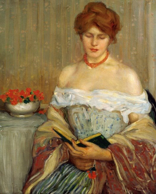 Frederick Carl Frieseke - Tutt'Art@ (35)