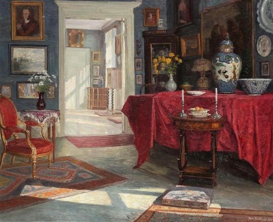 ROBERT PANITZSCH (DANEZĂ, 1879-1949) 14