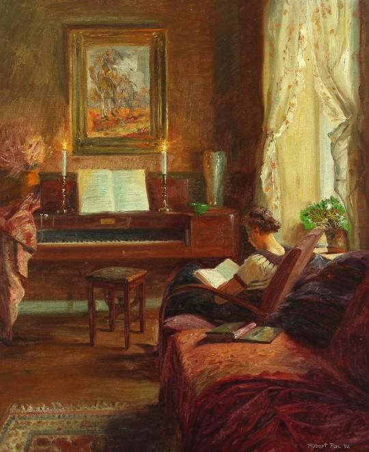 ROBERT PANITZSCH (DANEZĂ, 1879-1949) 2