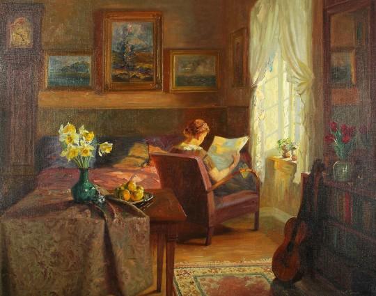 ROBERT PANITZSCH (DANEZĂ, 1879-1949) 4