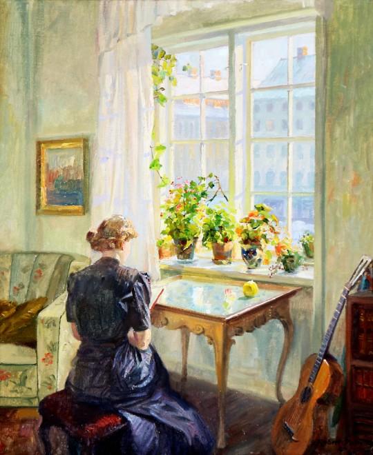 ROBERT PANITZSCH (DANEZĂ, 1879-1949) 5
