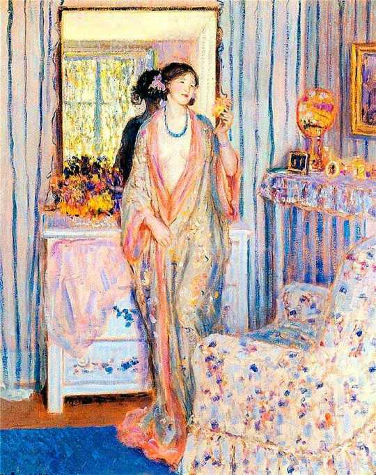 the-yellow-room_frederick-carl-frieseke