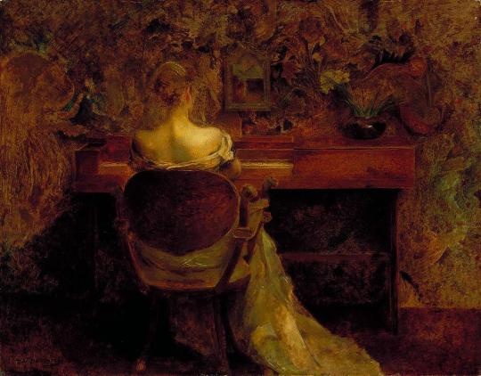 Thomas Wilmer Dewing American 1851 - 1938