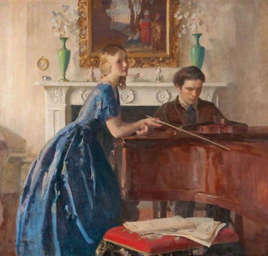 Walter Ernest Webster https://www.tuttartpitturasculturapoesiamusica.com