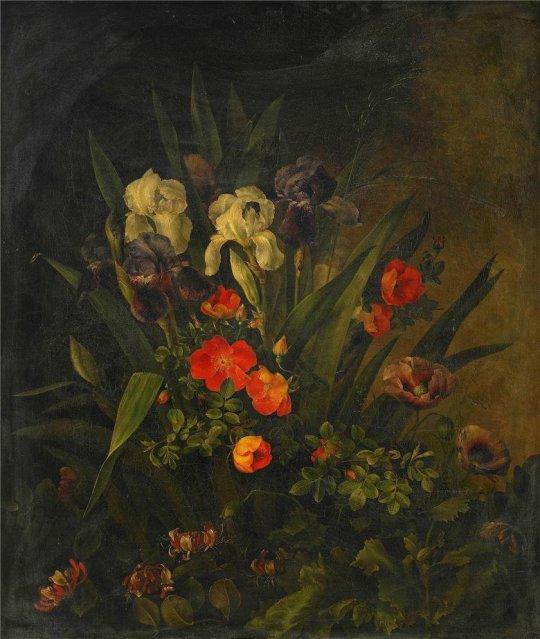Johan Laurentz Jensen (Danish, 1800-1856) 9