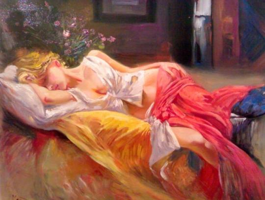 artistului francez contemporan Christian Vernet