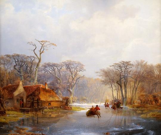carl hilgers (1818-1890)