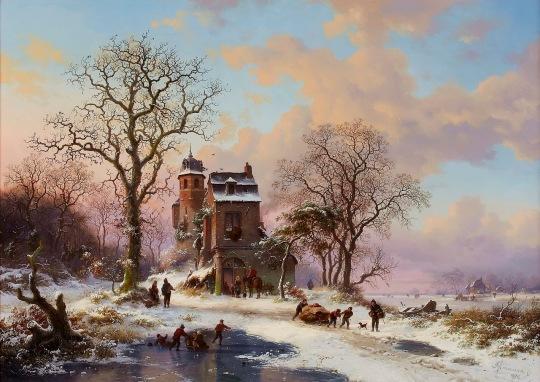 frederik marianus kruseman (1816-1882)v
