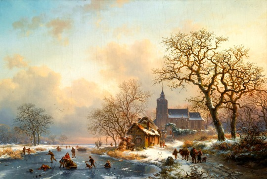 frederik marinus kruseman (dutch, 1816-1882)