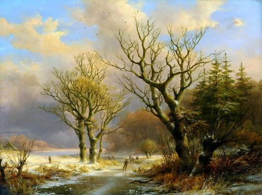 johann bernard klombeck (1815-1893)