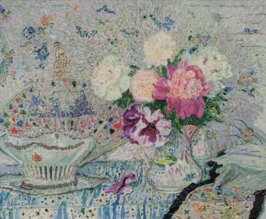 léon de smet (belgian, 1881-1966),
