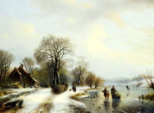 willem vester (dutch, 1824-1895)