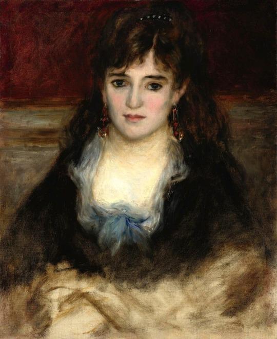 1874 (Portrait of Nini)_