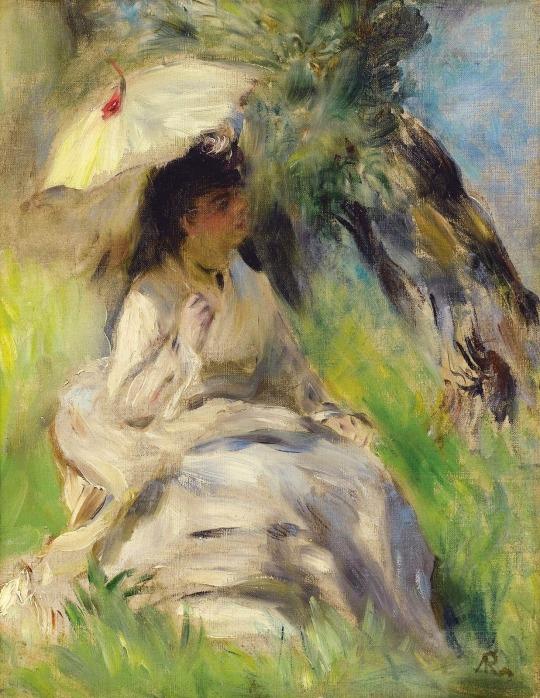 Pierre-Auguste Renoir, 1841-1919. c