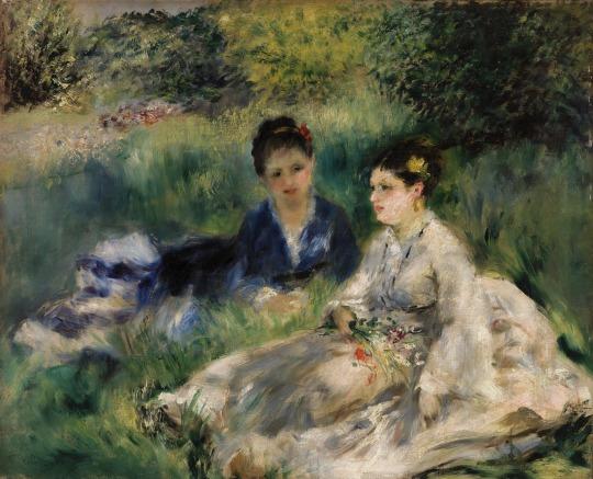 Pierre-Auguste Renoir, 1841-1919. g