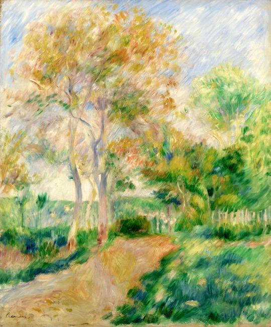 Pierre-Auguste Renoir, 1841-1919k