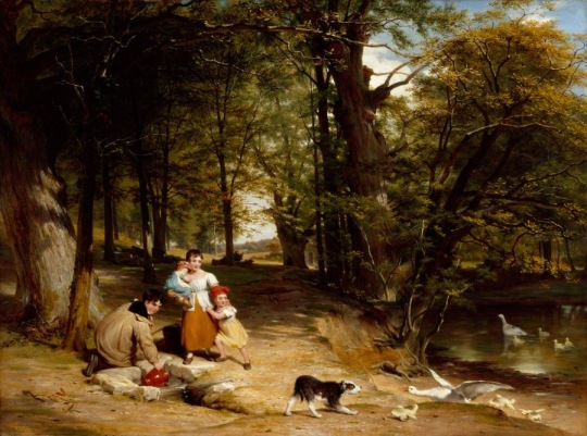 William Frederick Witherington (britanic, 1785-1865) t