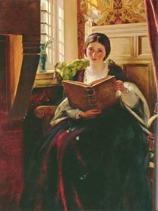 John Calcott Horsley, 1817-1903, Anglia.