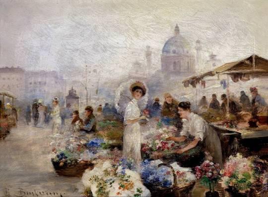 Emil Barbarini sa născut în 1855 la Viena 12