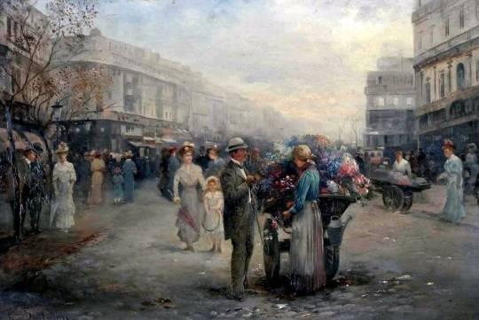 Emil Barbarini sa născut în 1855 la Viena 4