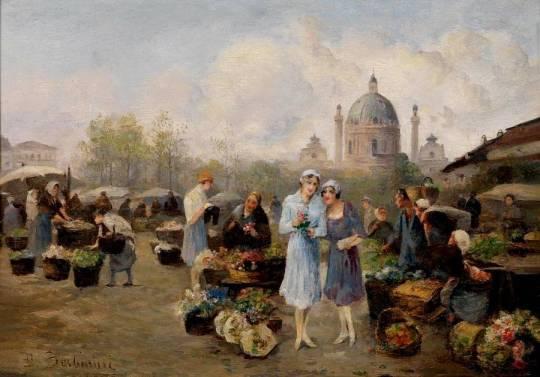 Emil Barbarini sa născut în 1855 la Viena 8