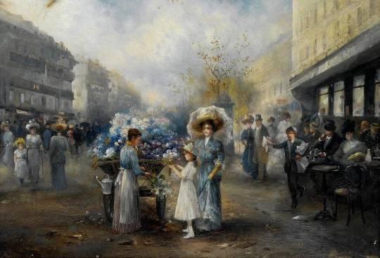 Emil Barbarini sa născut în 1855 la Viena 9