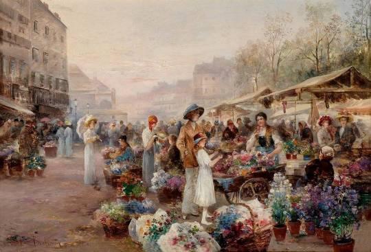 Emil Barbarini sa născut în 1855 la Viena