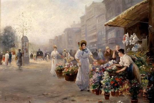 Emil Barbarini sa născut în 1855 la Vienav6