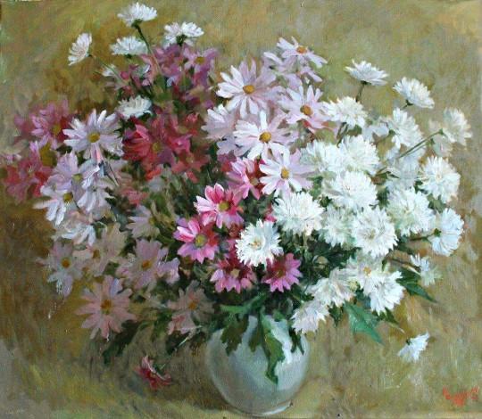 o lumină, strălucitoare, blândă ... Artistul Svetlana Rodionova 4