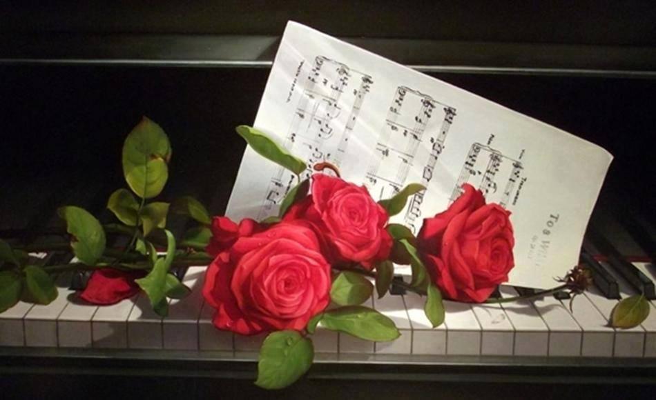 Romantic music ❤️