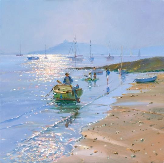 Ted Dyer sa născut în 1940. Este unul dintre cei mai renumiți impresioniști englezi moderni. Lucrările lui Ted Dyer împodobesc multe galerii și colecții private din întreaga lume.